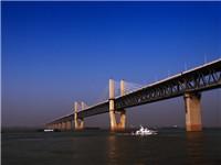 芜湖长江大桥桥梁加固工程