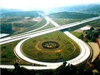 湖南长益高速公路道路加固工程