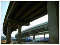 云南昆安高架桥抢险维修加固工程