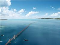 港珠澳大桥组合梁拼装项目