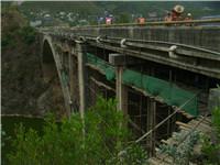云南长田大桥桥梁加固工程