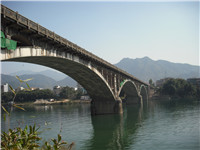 广西贺州市昭平县昭平大桥加固工程