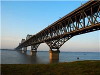 九江长江大桥公路桥维修加固工程