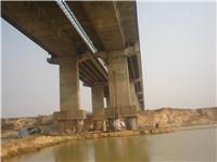 江西南昌向塘镇龙王庙大桥加固工程