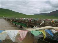 青海玉树通天河桥梁加固工程