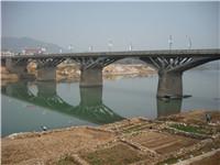 广西桂林茶江大桥加固工程