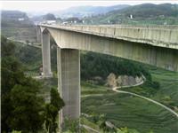 贵州兰海高速贵州遵义段桥梁加固工程