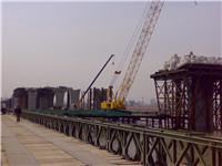 哈尔滨松花江大桥桥梁加固工程