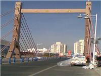 新疆克拉玛依友谊大桥桥梁加固工程