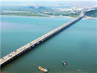 珠海前山大桥维修加固工程