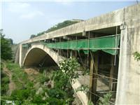 贵阳鱼梁河大桥桥梁加固工程