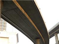 合肥五里墩立交桥桥梁加固工程