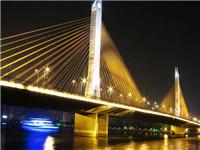 广州鹤洞大桥引桥加固工程