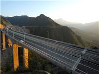 福建龙长高速公路道路加固工程