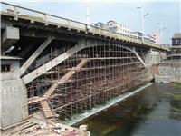 湖南怀化湖天大桥桥梁加固工程
