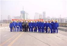 长沙湘江一桥桥梁加固工程