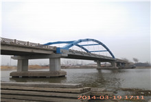 江苏盐城盐青、伍佑大桥加固工程