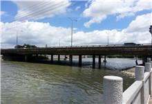 中山市三乡茅湾大桥维修加固工程