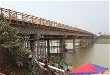 湛江吴川市袂花江大桥维修加固工程