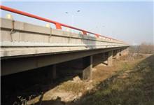 西安方家村立交桥桥梁加固工程