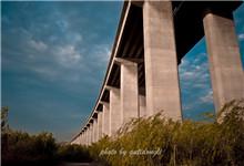 西安浐河特大桥加固工程